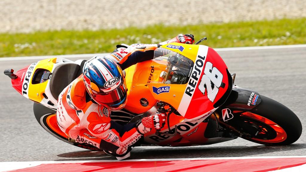 Dani Pedrosa, Repsol Honda Team, Montmelo FP2
