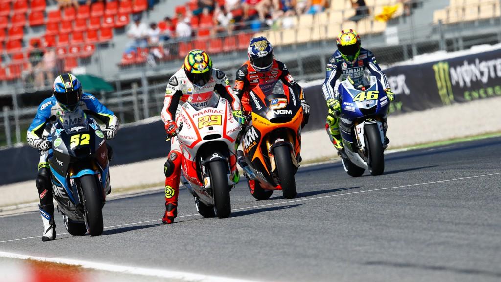 MotoGP Montmelo FP4