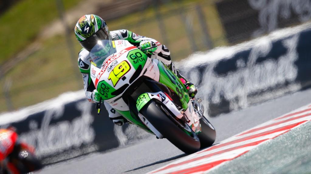 Alvaro Bautista, GO&FUN Honda Gresini, Montmelo Q2