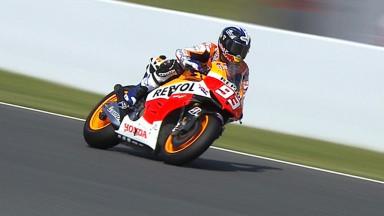 Marc Marquez, Repsol Honda Team, Montmelo FP3