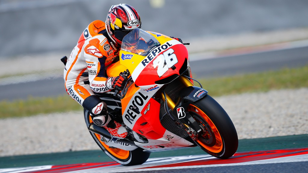 Dani Pedrosa, Repsol Honda Team, Montmelo Q2