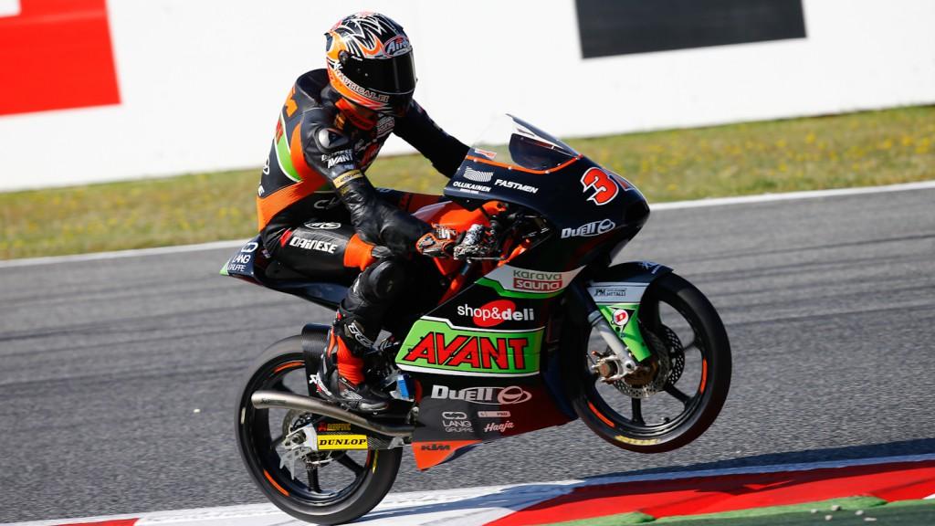 Moto3, Montmelo QP