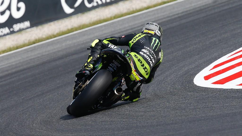 Cal Crutchlow, Monster Yamaha Tech 3, Montmelo Q2