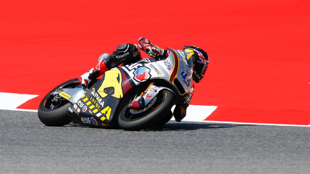 Scott Redding, Marc VDS Racing Team, Montmelo QP