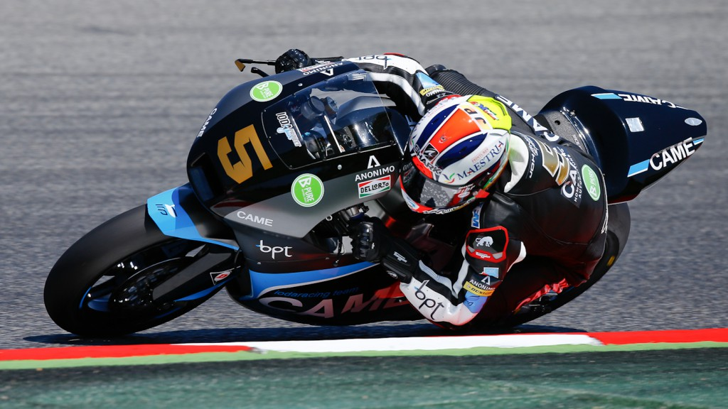 Johann Zarco, Came IodaRacing Project, Montmelo QP
