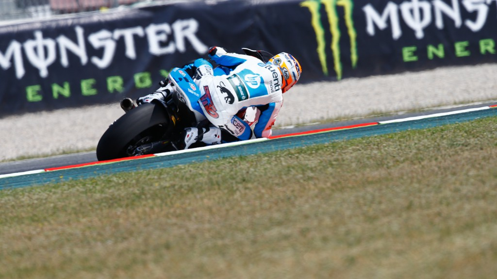 Moto2, Montmelo QP