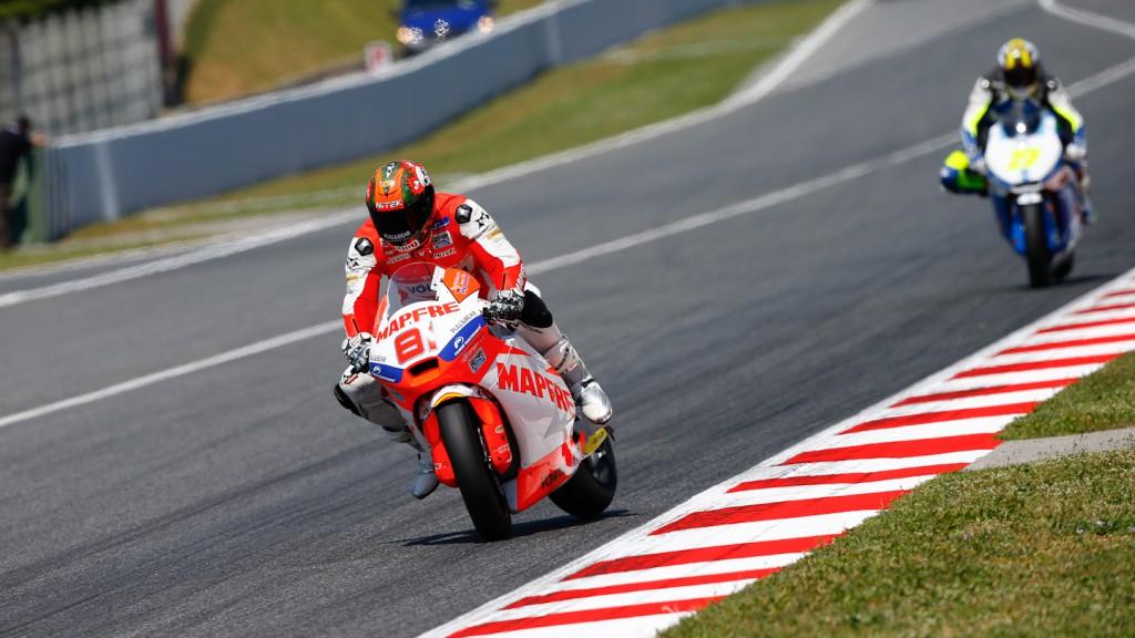 Jordi Torres, Aspar Team Moto2, Montmelo QP