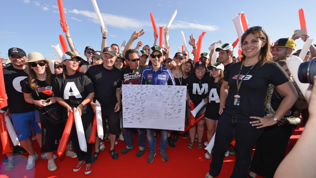 Jorge Lorenzo Fan Club, Montmelo