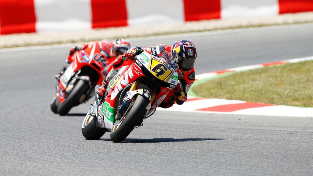 Stefan Bradl, LCR Honda Moto GP, Montmelo RAC