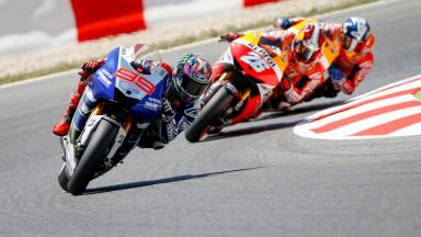 Jorge Lorenzo, Yamaha Factory Racing, Montmelo RAC