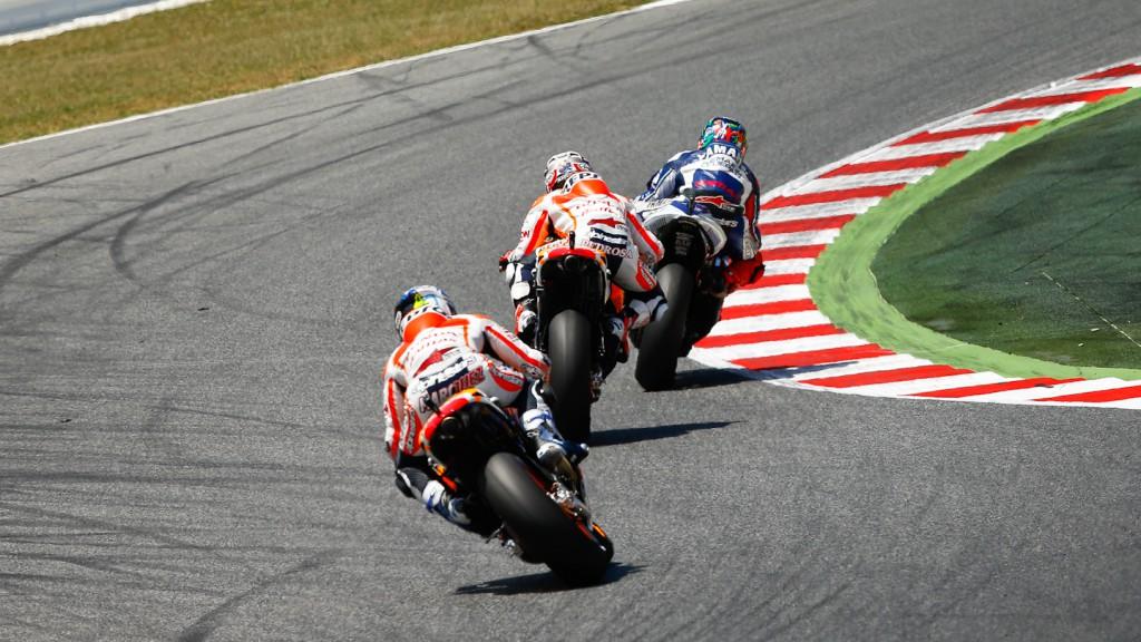 MotoGP Montmelo RAC