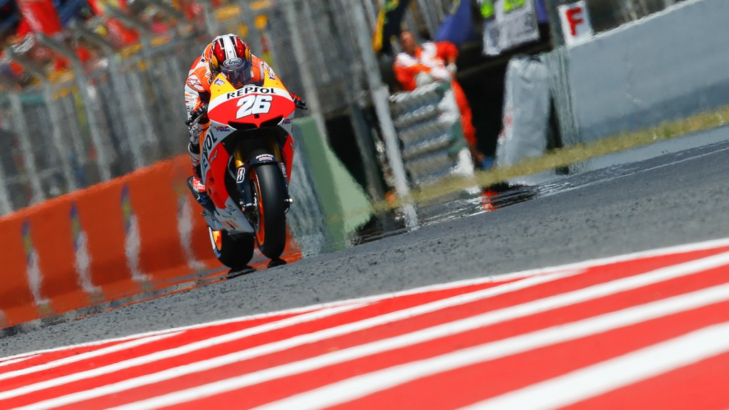 Dani Pedrosa, Repsol Honda Team, Montmelo RAC