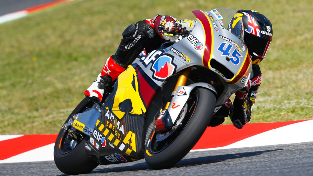 Scott Redding, Marc VDS Racing Team, Montmelo WUP