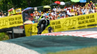 Valentino Rossi, Yamaha Factory Racing, Montmelo RAC