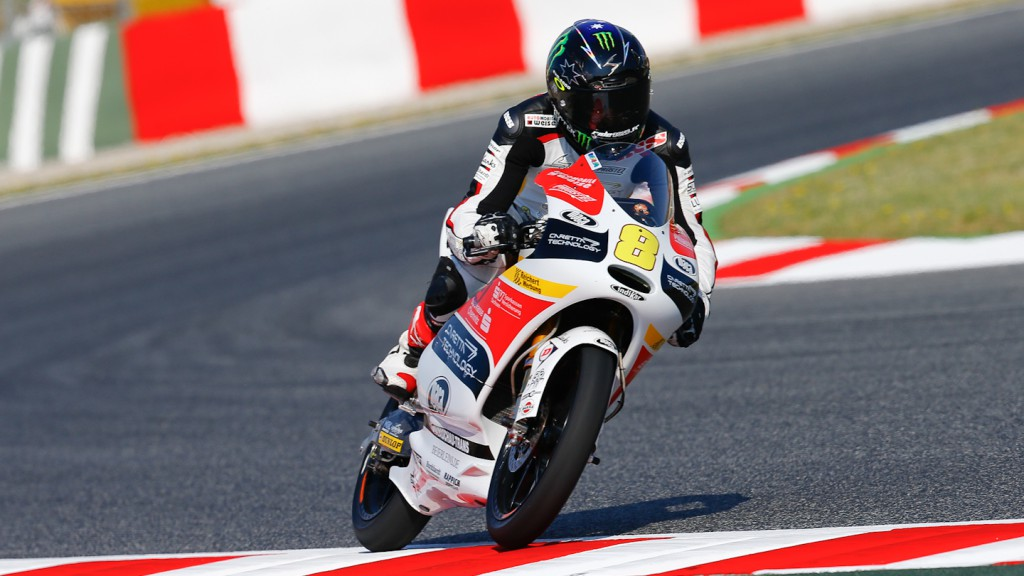 Jack Miller, Caretta Technology - RTG, Montmelo WUP