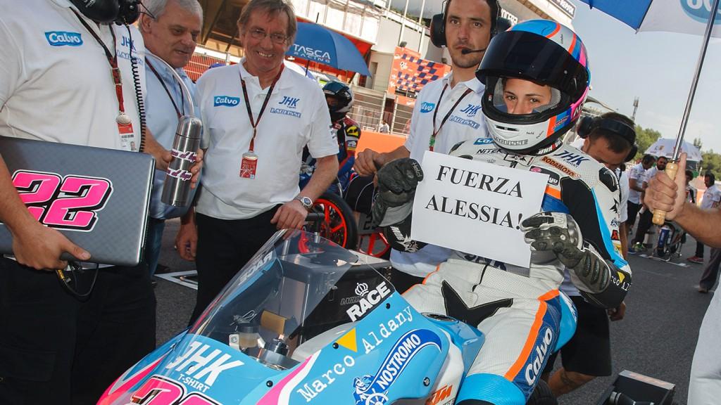 Moto3 Montmelo RAC