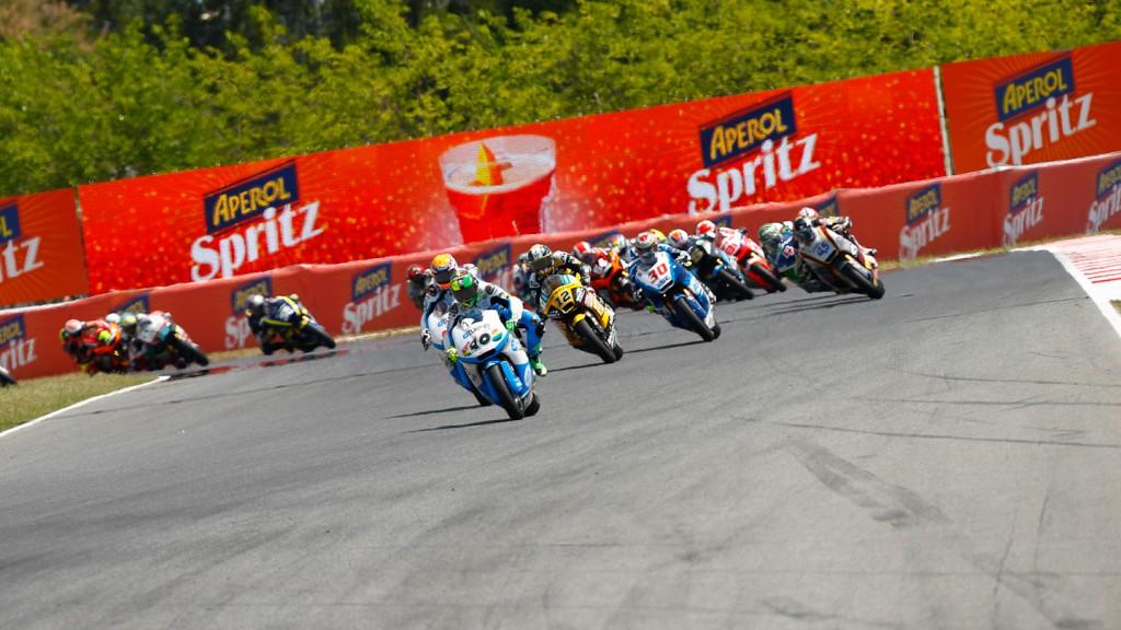 Moto2, Montmelo RAC