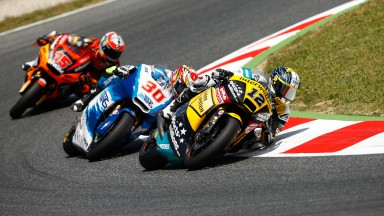 Thomas Luthi, Interwetten Paddock Moto2 Racing, Montmelo RAC