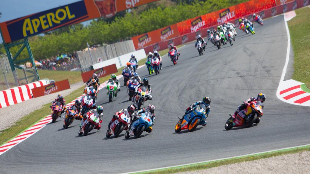 Moto3, Montmelo RAC