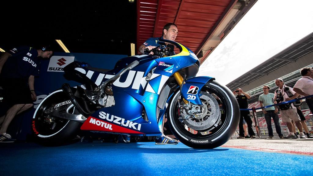 2013 Suzuki MotoGP