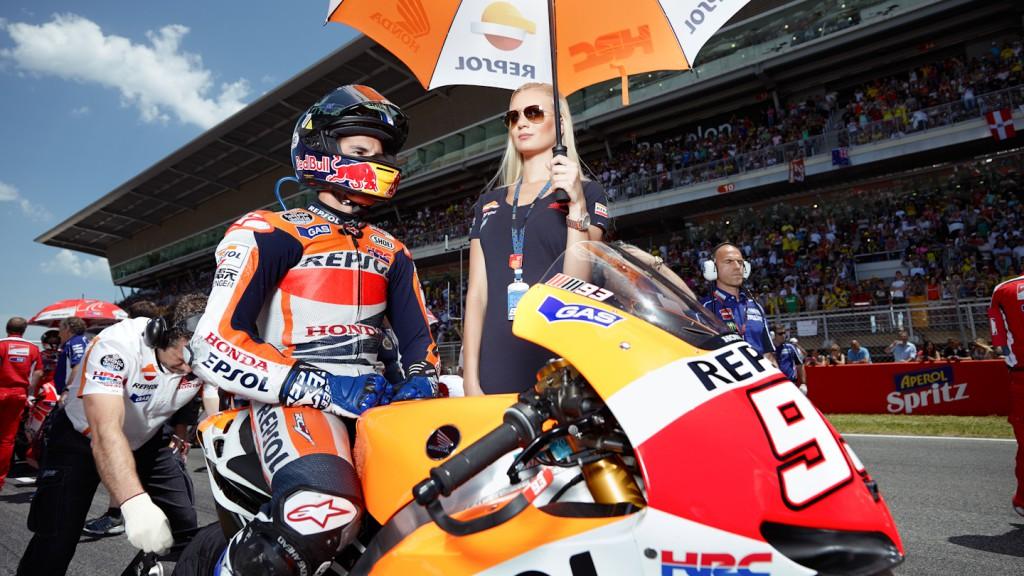 Marc Marquez, Repsol Honda Team, Montmelo RAC - © Copyright Alex Chailan & David Piolé