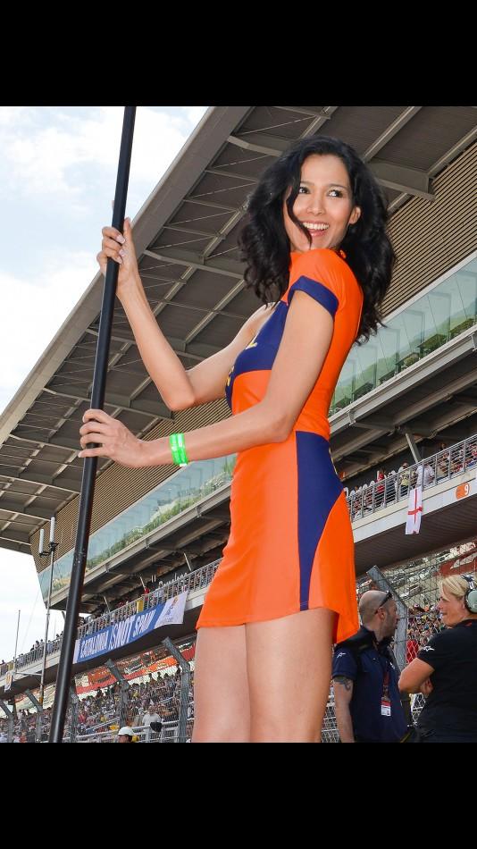 motogp.com · Paddock Girl, Gran Premi Aperol de Catalunya