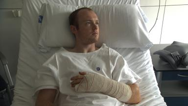 Successful operation for Smith in Barcelona