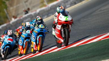 Efren Vazquez, Mahindra Racing, Montmelo RAC