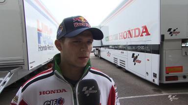 Bradl shares feelings on 2013 and 2014 Hondas