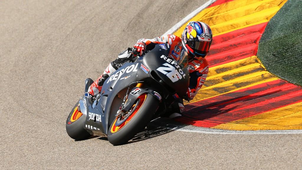 Dani Pedrosa, Repsol Honda Team, Aragon Test