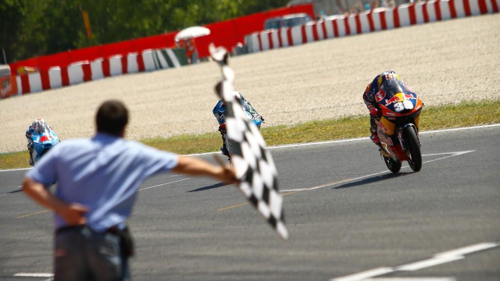 Luis Salom, Red Bull KTM Ajo, Montmelo RAC