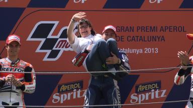 Anna Vives and Jorge Lorenzo overcome Catalunya challenge