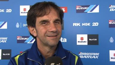 Davide Brivio outlines Suzuki's testing plans