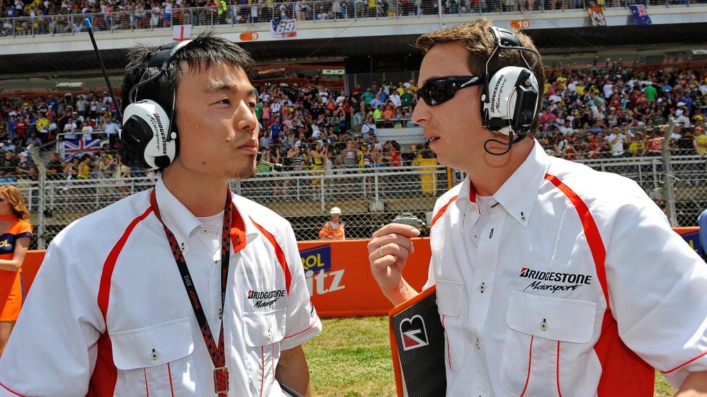 Bridgestone Staff, Montmelo RAC