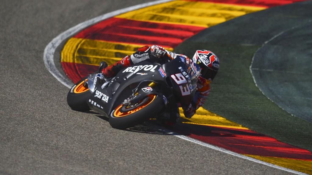 Marc Marquez, Repsol Honda Team - MotorLand Aragon Test