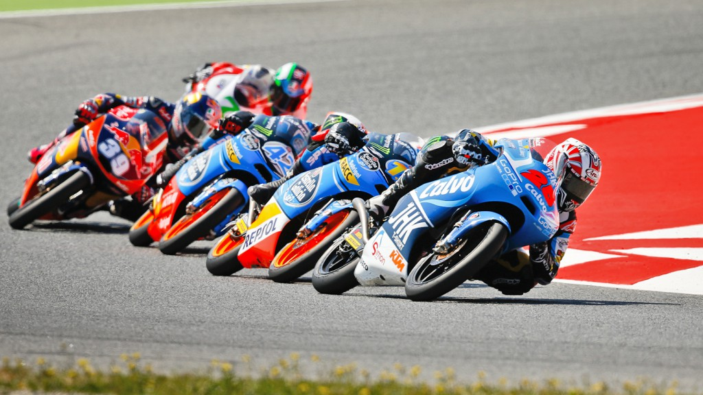 Moto3 RAC
