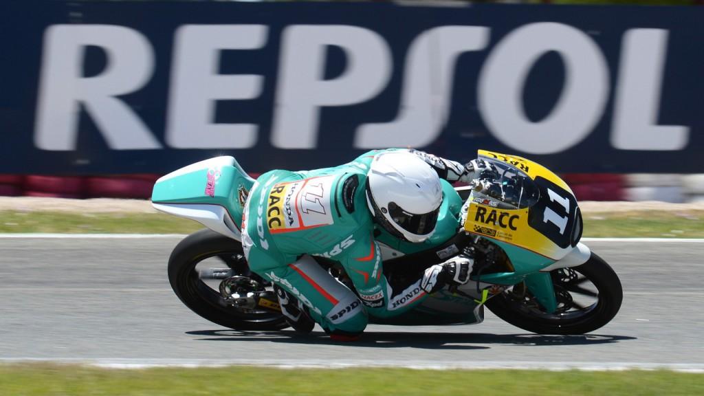Albert Arenas, Team Stylobike, CEV Albacete race