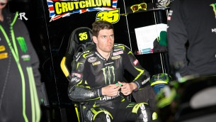 Crutchlow sets sights on 2014 factory ride