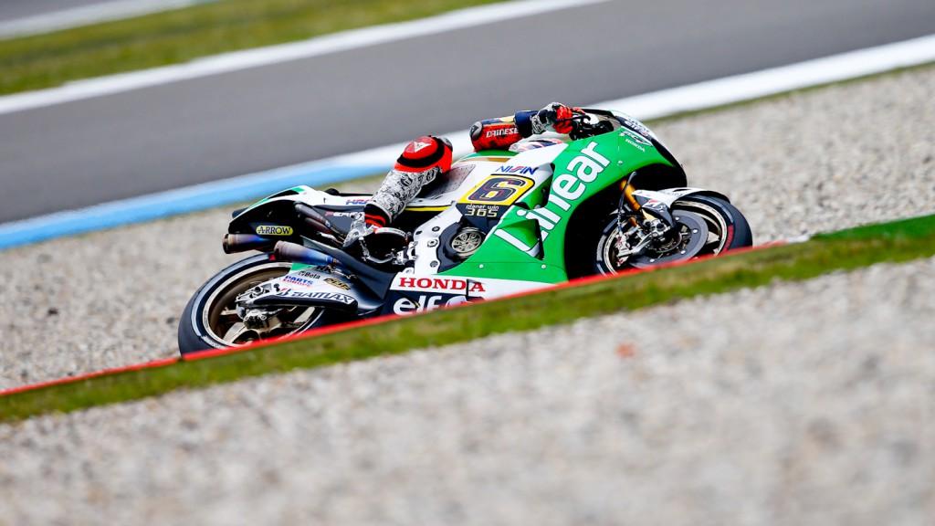 Stefan Bradl, LCR Honda MotoGP, Assen FP2