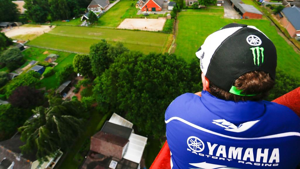 Jorge Lorenzo, Yamaha Factory Racing, Assen
