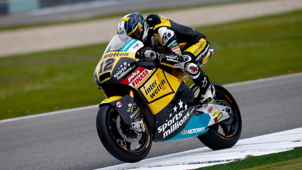 Thomas Luthi, Interwetten Paddock Moto2 Racing, Assen FP2