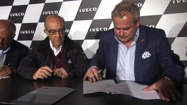 TT Assen renews contract with Dorna Sports