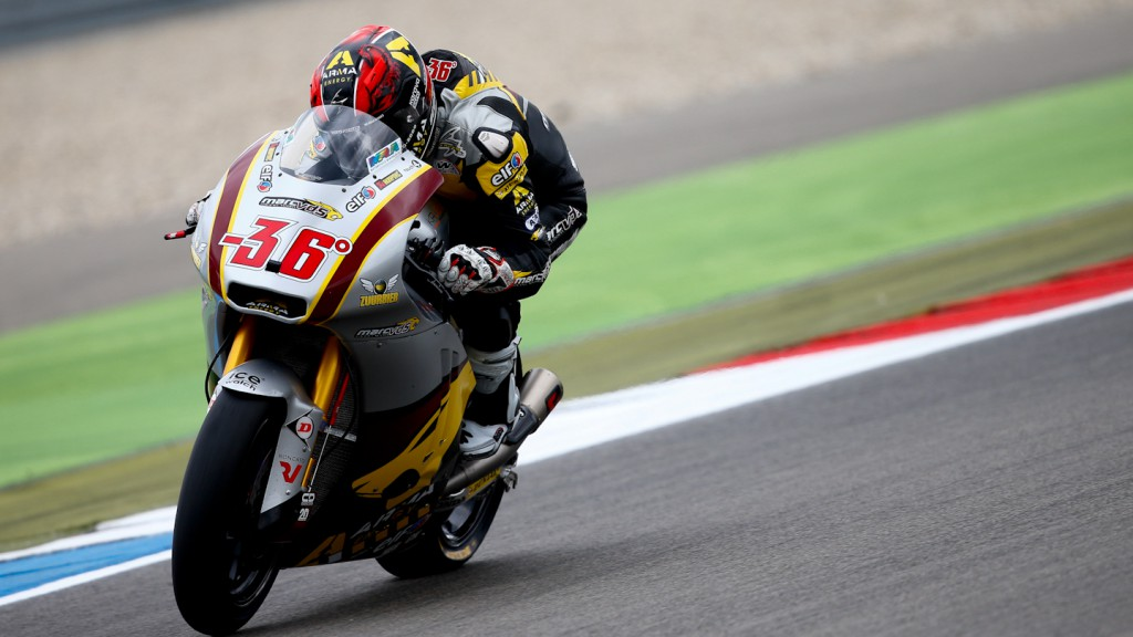 Mika Kallio, Marc VDS Racing Team, Assen FP2