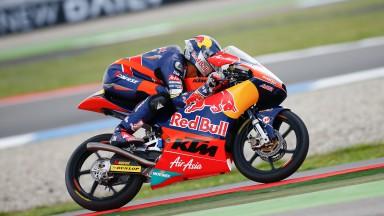 Luis Salom, Red Bull KTM Ajo, Assen FP1