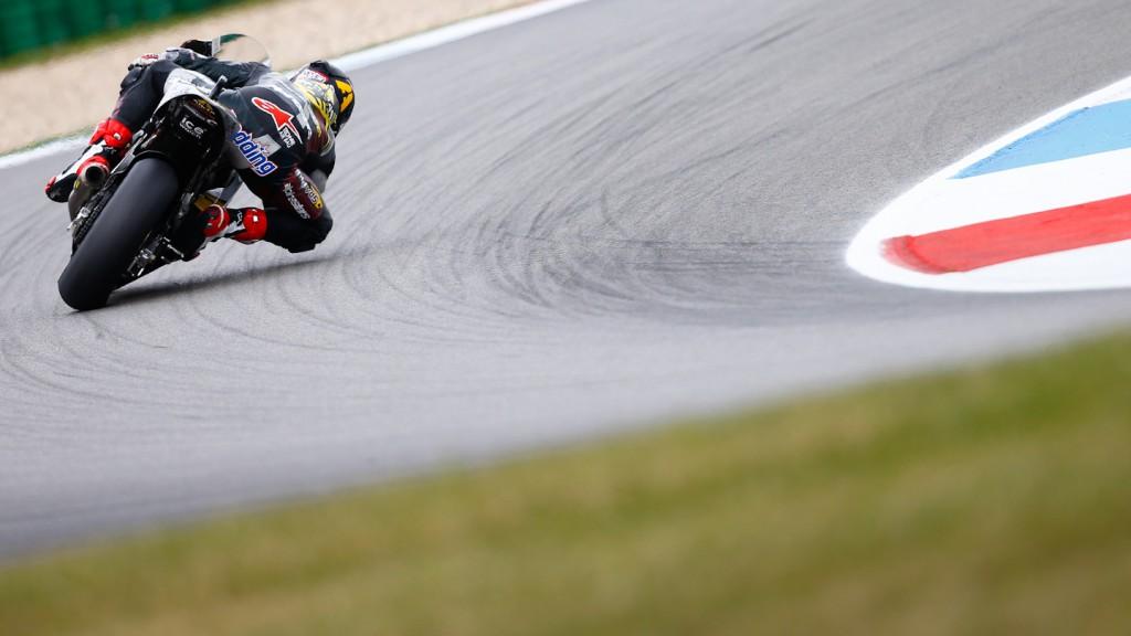 Moto2 Assen FP1