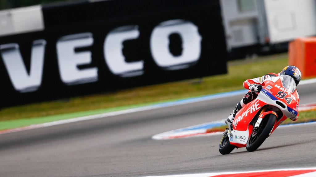 Jonas Folger, Mapfre Aspar Team Moto3, Assen FP2