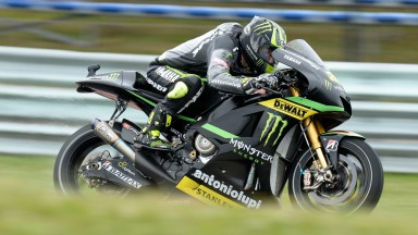 Cal Crutchlow, Monster Yamaha Tech 3, Assen FP2