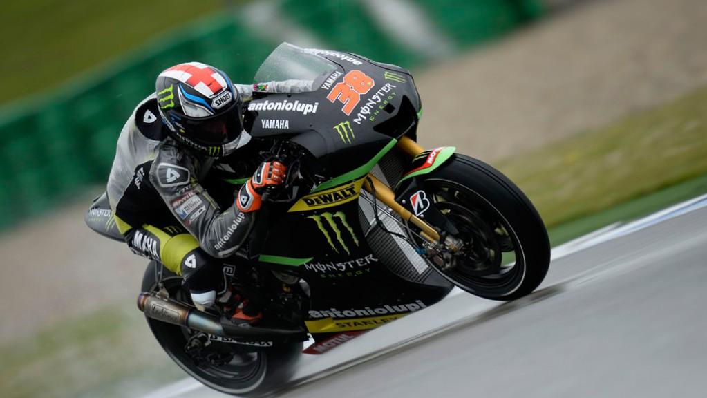 Bradley Smith, Monster Yamaha Tech 3, Assen FP2