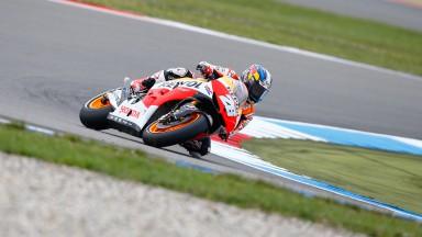 Dani Pedrosa, Repsol Honda Team, Assen Q2