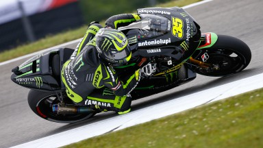 Cal Crutchlow Monster Yamaha Tech 3, Assen Q2